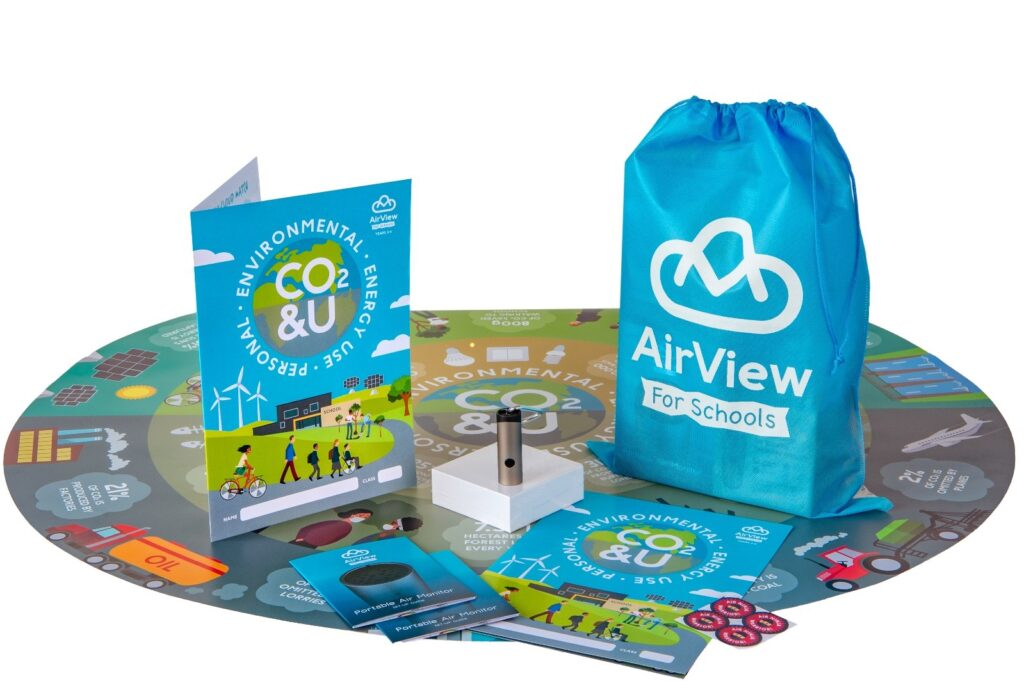 """AirView Launch Free """"For Schools"""" Education Pack"""